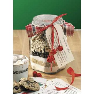 Cookie mix-jar