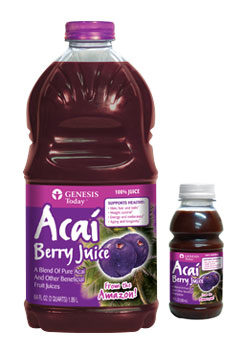 Acai Berry - How I Lost 30 Pounds in.