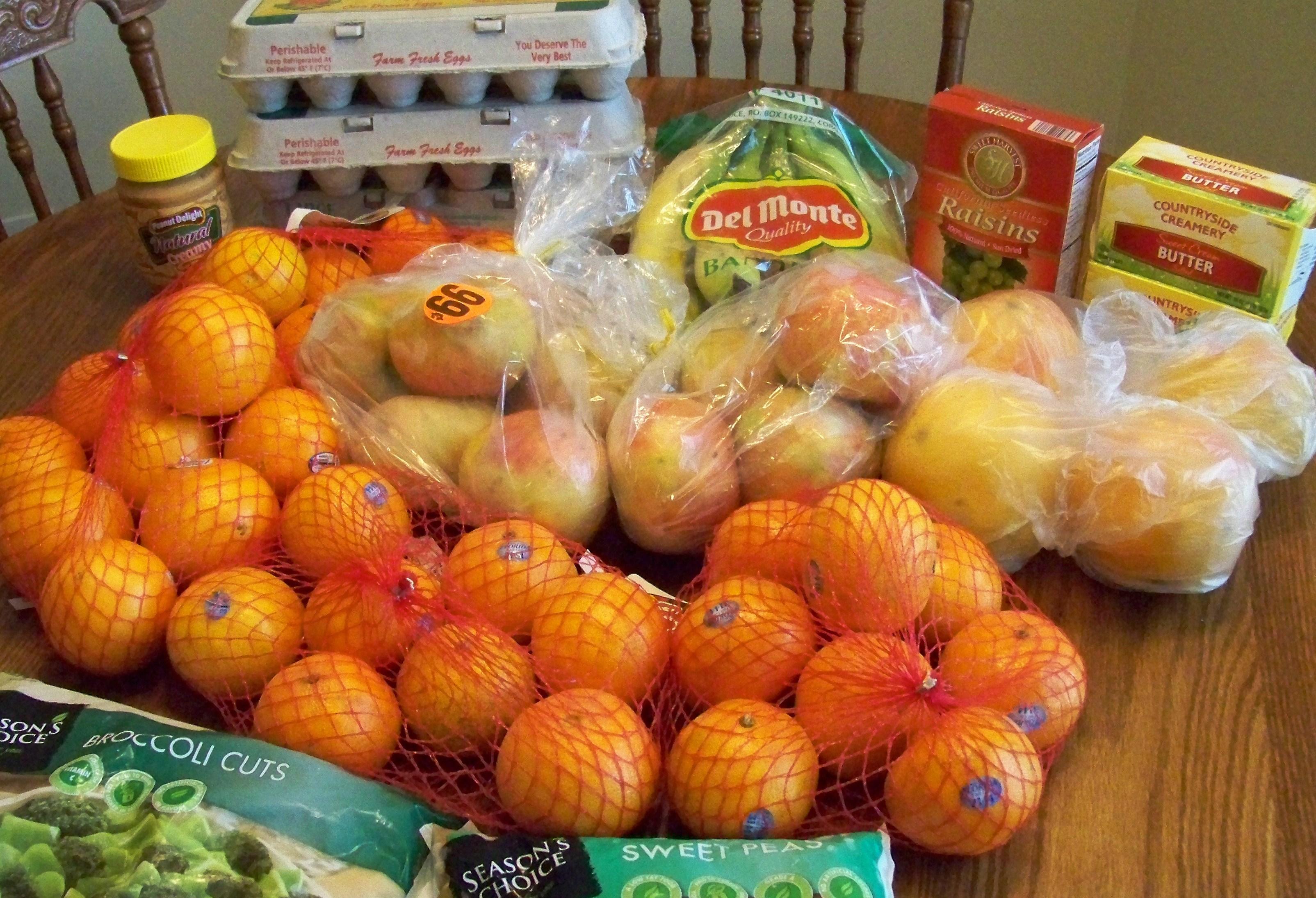 Super Savings Saturday: Organic apples and tangerines for $0 99 per