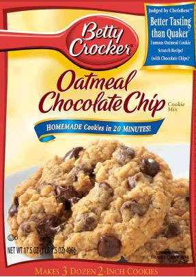Betty crocker seven layer cookies betty to 467467 to get a free