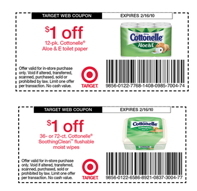target store coupon. two brand-new Target store